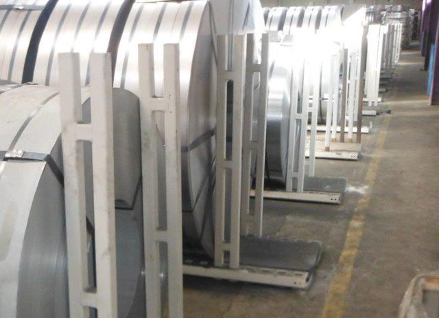 Coil Storage System Coil Storage Solutions Roll Blocks