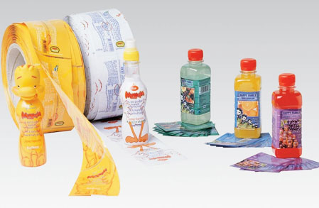 PVC Shrink Film, Shrink Sleeves & Labels, LDPE & Stretch Film